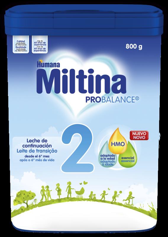 Miltina PROBALANCE® 2 con HMO